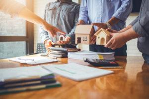 Models For Housing Estate
