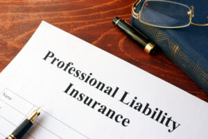 Professional Liability Insurance Document
