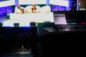 TV Production Studio