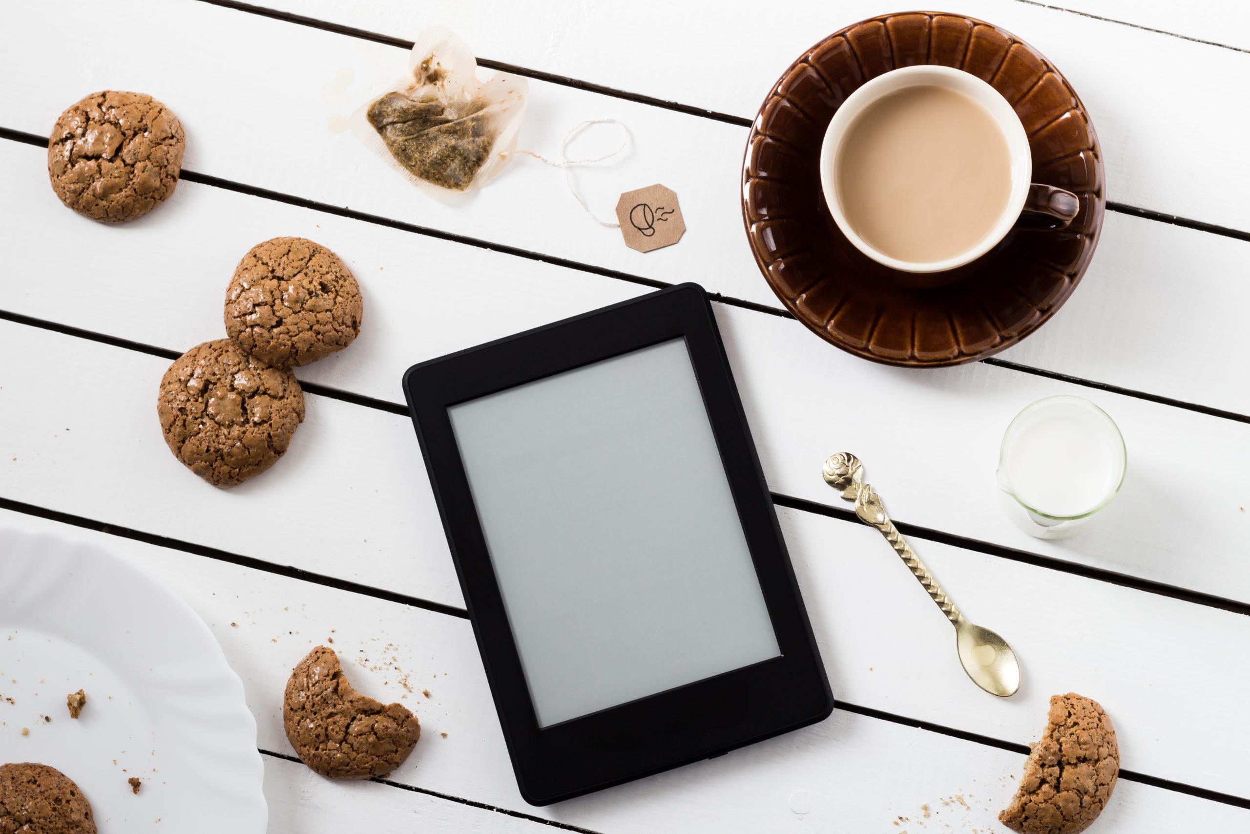 Coffee Cookies & Kindle