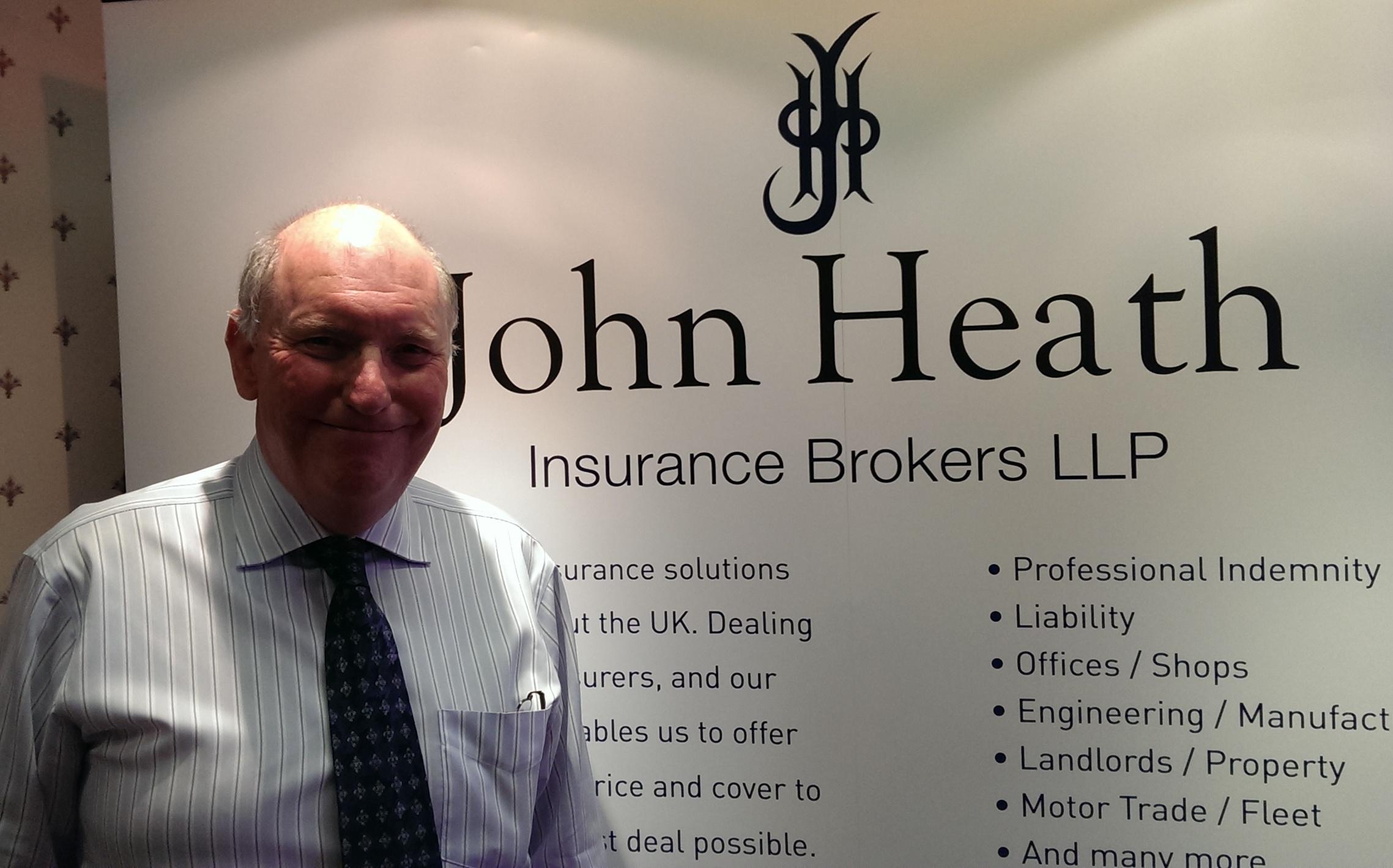 Bill Jamieson John Heath Insurance