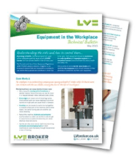 LVE Workpalce Safety Bulletin