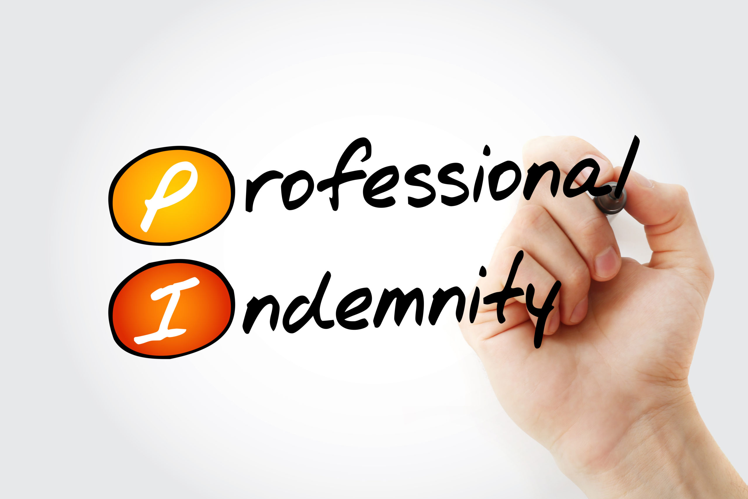 Professional Indemnity Hand Written
