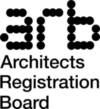 Architects Registration Board logo